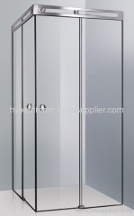 Cubic Design Watermark Approval Shower Screen