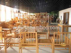 all kinds bamboo furniture