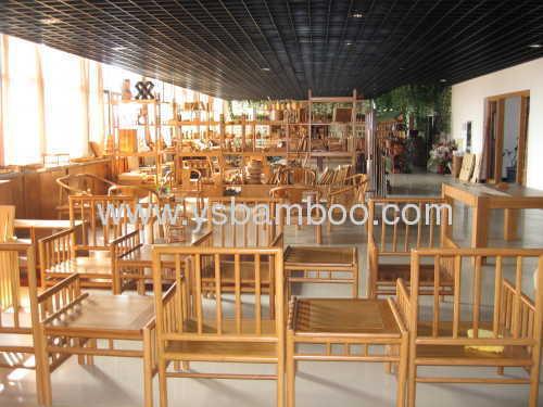 all kinds bamboo furniture