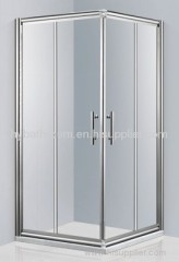 Nice Design Watermark Shower Screen