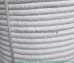 oven / furnace and boiler seal by round ceramic fiber rope