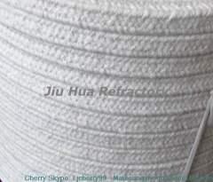 high temperature seal or gasket of square ceramic fiber braided rope