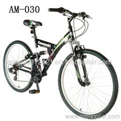 26-Inch Dual Suspension Mountain Bike AM-030