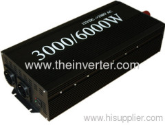 3000W big electricity power inverter