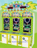 New Simulative Video Coin Pusher Lucky Household Ticket Redemption Game Machine for Kids