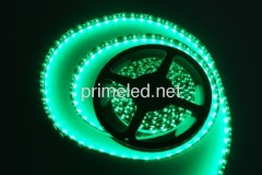 Green LED light strips waterproof 12V 24V