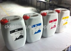 Inktec ink pigment ink 20kg/barrel low price supplying
