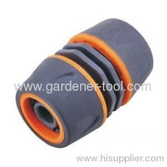 soft garden hose mender to repair broken hose