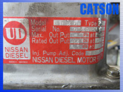 Engine assy Nissan BD30