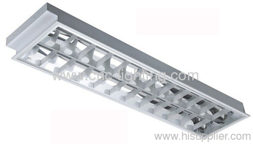 Recessed fluorescent lamp fitting from china manufacturer cnc recessed fluorescent lamp fitting aloadofball Choice Image