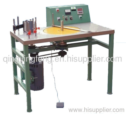 velcro tape rolling machine manufacturer from china shenzhen qing