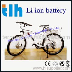 high quality rechargeable electric bike battery packs