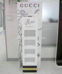 The good quality cosmetic and make up display case