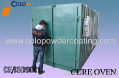 Oven for polymerization in China