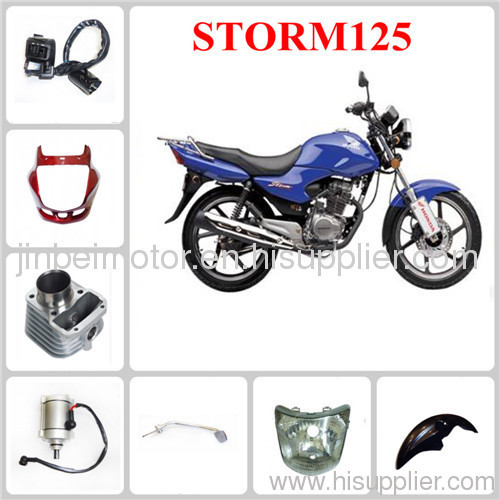 Honda Storm 125 Motorcycle Parts Storm 125 Manufacturer From China Jd Mechanic Electric Co Ltd