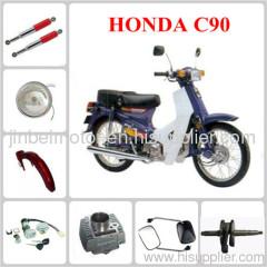 HONDA C90 motorcycle parts
