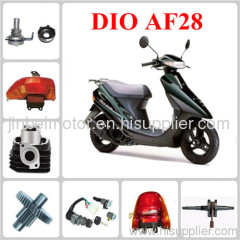HONDA DIO AF28 motorcycle parts