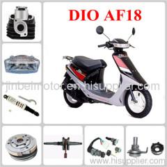 HONDA DIO AF18 motorcycle parts
