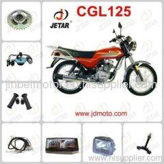 HONDA CGL125 motorcycle parts