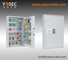 YOSEC electronic digital key safe box with 133 hooks