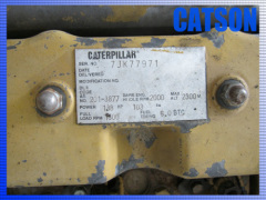 Engine assy Cat E320C S6K 7JK