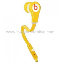 Monster Beats Tour Headphones with ControlTalk Yellow