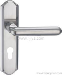 automatic door bolt lock
