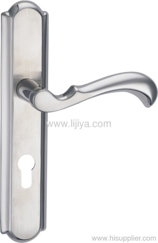 cabinet sliding door lock