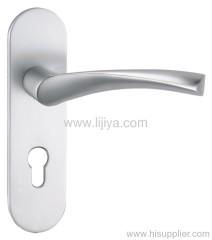 door lock zinc alloy