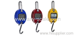 Mini crane scale, hanging scale