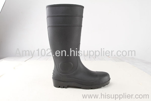 Safety PVC Boots /Waterproof Safety Boots CE EN 20345