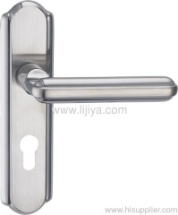 concealed aluminium alloy handle
