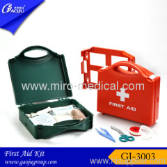 High quality ABS material wall mounted medium size First aid