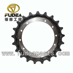 EX60-2-3 hitachi excavator sprocket wheel