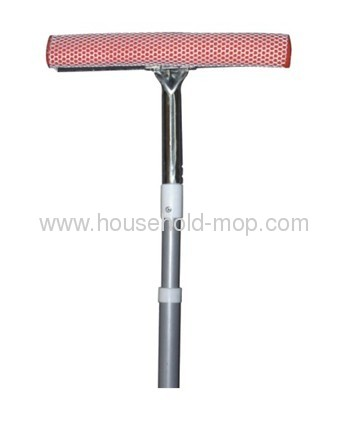 stainless steel glass window cleaner wiper squeegee