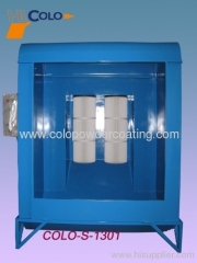 powder coating sparay booth