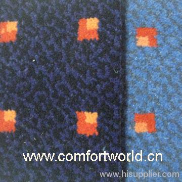 Printing Brushed Carpet Fabric