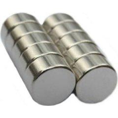 Neodymium Magnets 1/2 x 1/4 inch Disc N48