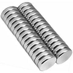 Neodymium Magnets 1/4 x 1/16 inch Disc N48