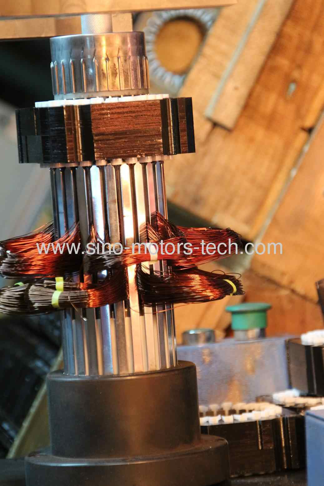 automatic coil winding machine-1