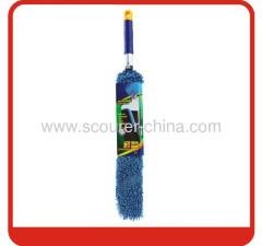 Aluminum handle Chenille duster with paper card