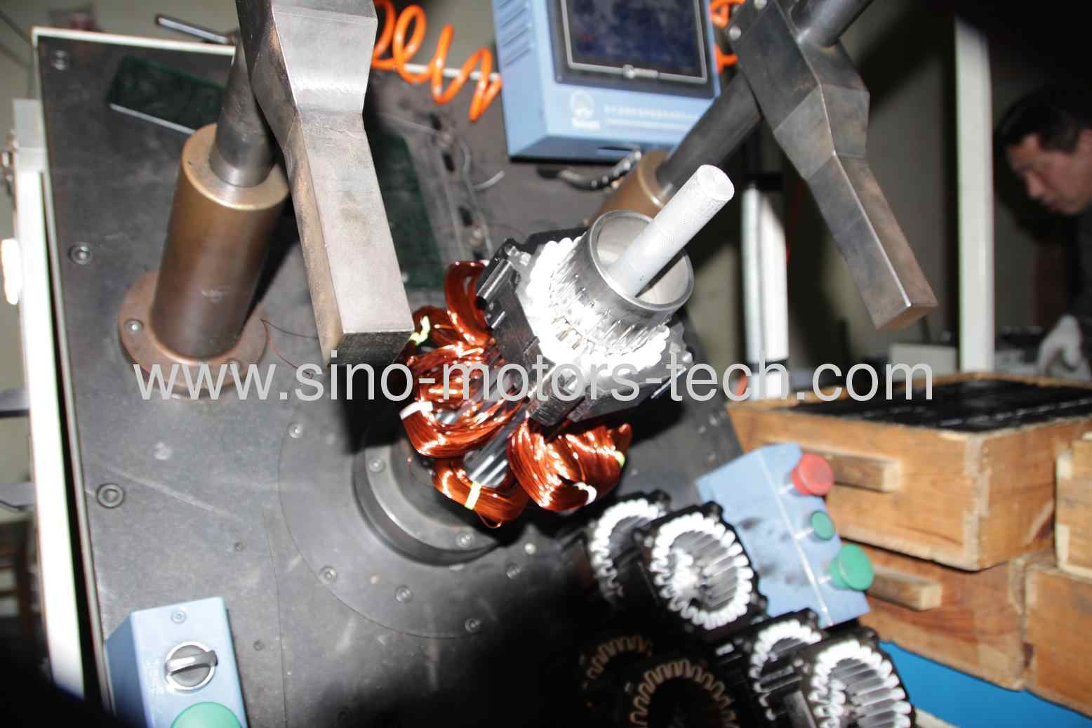automatic coil winding machine-5