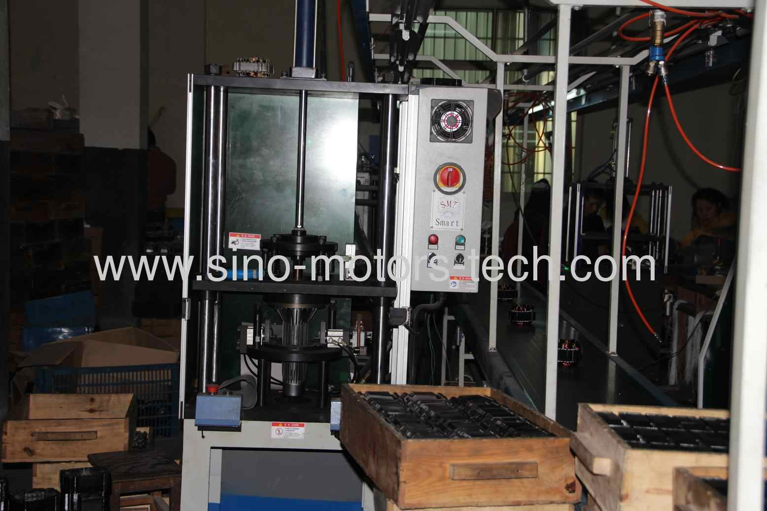 automatic coil winding machine-6