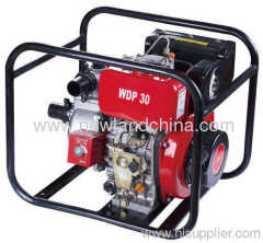 3inch diesel water pump with CE