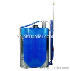 17L Stainless Steel Knapsack Sprayer