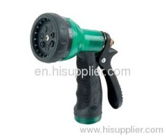 Transparent Garden Spray Water Gun