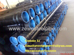 Cold drawn seamless steel pipe A106B/A53B