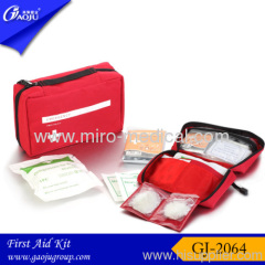 Nylon material water proof good material Family Aid Kits