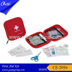 High quality of Travel small first aid kits