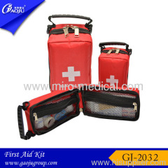 Oxford material big volume medium size sports first aid kit